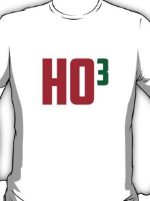 Ho Ho Ho Have A Very Nerdy Christmas T-Shirt