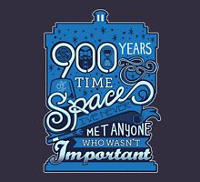 900 Years of Time & Space Unisex T-Shirt