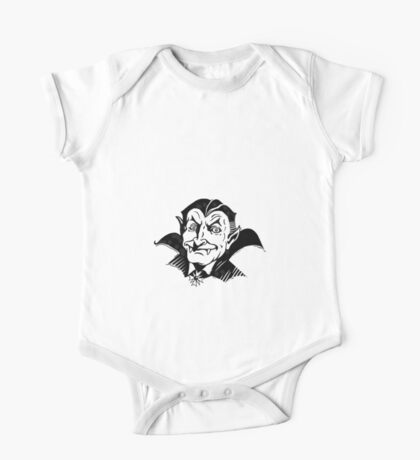 Let's Mash, Dracula One Piece - Short Sleeve