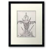 The Ritual Tree Framed Print