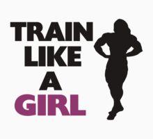 Train Like A Girl by FireFoxxy