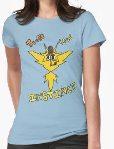 Team Meme Instinct Womens Fitted T-Shirt