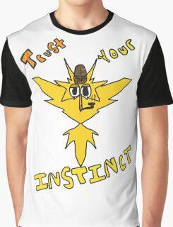 Team Meme Instinct Graphic T-Shirt
