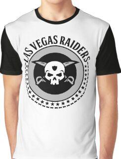 Las Vegas Raiders - Future Oakland Pro Football Team Graphic T-Shirt