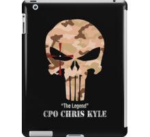 The Punisher-Chris Kyle iPad Case/Skin