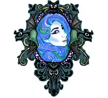 Madame Leota Photographic Print