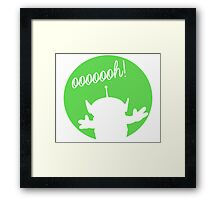 Toy Story Alien Framed Print
