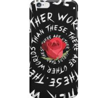 Other Worlds Than These iPhone Case/Skin