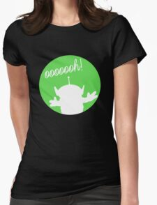 Toy Story Alien Womens Fitted T-Shirt