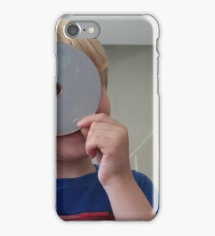 alex is crazy iPhone Case/Skin