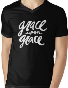 Grace upon Grace II Mens V-Neck T-Shirt
