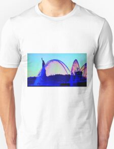 4th of July from New York Harbour Unisex T-Shirt