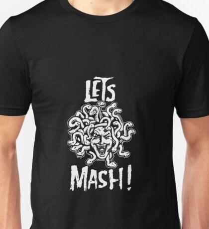 Medusa, Let's Mash! Unisex T-Shirt