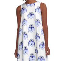 Art2D2 A-Line Dress