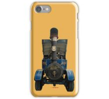 Foden Steam Traction Engine, Tyabb 2012  iPhone Case/Skin