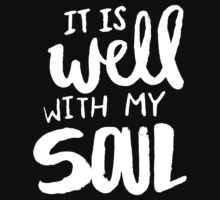 It Is Well With My Soul II One Piece - Short Sleeve