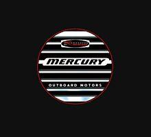 Mercury vintage Outboard Motors Classic T-Shirt