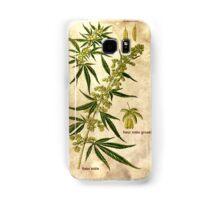 Marihuana plant Samsung Galaxy Case/Skin