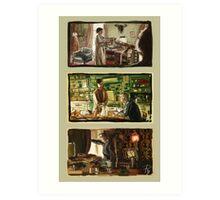 221b series Art Print