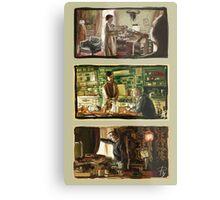221b series Metal Print