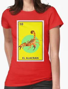 EL ALACRAN Womens Fitted T-Shirt