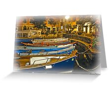 Limone / Lake Garda / Italy ~ 01 Greeting Card