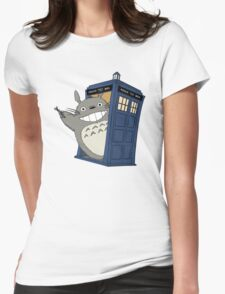 Spirit of the Universe Womens Fitted T-Shirt