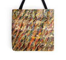 magic feathers Tote Bag
