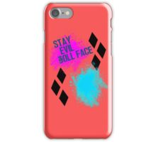 Stay Evil Doll Face iPhone Case/Skin