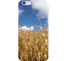 Field photography  iPhone Case/Skin