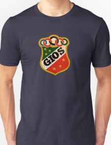 Gios vintage Racing Bicycles Italy Unisex T-Shirt