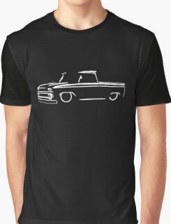 Chevy C10 Hot Rod Graphic T-Shirt