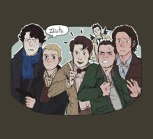 Moar Superwholock by reapersun