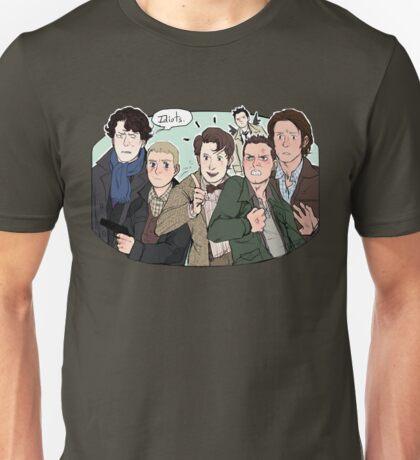 Moar Superwholock T-Shirt