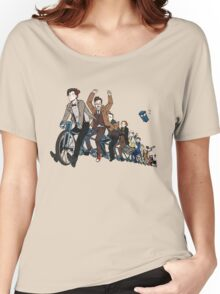 11 Doctors on a bike Women's Relaxed Fit T-Shirt