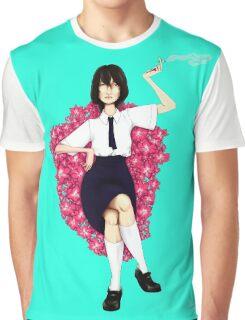 Amaryllis Graphic T-Shirt