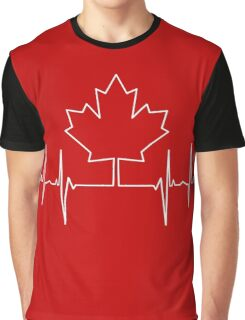 Canada Pulse Graphic T-Shirt