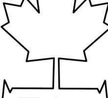 Canada Pulse Sticker