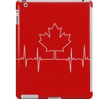 Canada Pulse iPad Case/Skin