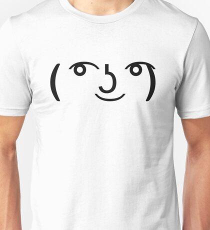 Le Lenny Face ( ͡° ͜ʖ ͡°) Unisex T-Shirt