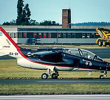 FMA IA 63 Pampa EX-01  by Colin Smedley