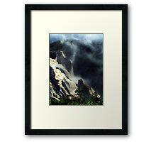 Barron Falls North Queensland Framed Print