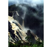 Barron Falls North Queensland Photographic Print
