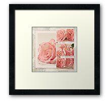 Roses Oh Roses! Framed Print
