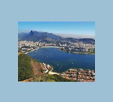 View from Sugarloaf in Rio de Janeiro Unisex T-Shirt