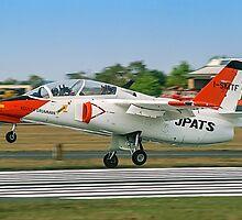 Agusta Grumman S-211A I-SMTF by Colin Smedley