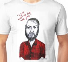 I Just Want to Dull the Pen Unisex T-Shirt