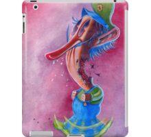 Luigi - Super Mario bros 2 Nintendo iPad Case/Skin