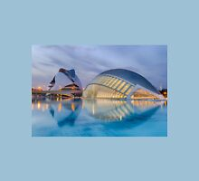 City of Arts and Science in Valencia Spain Unisex T-Shirt