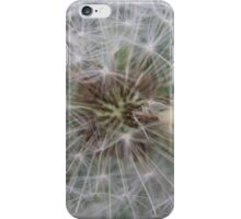 Wishing plant iPhone Case/Skin